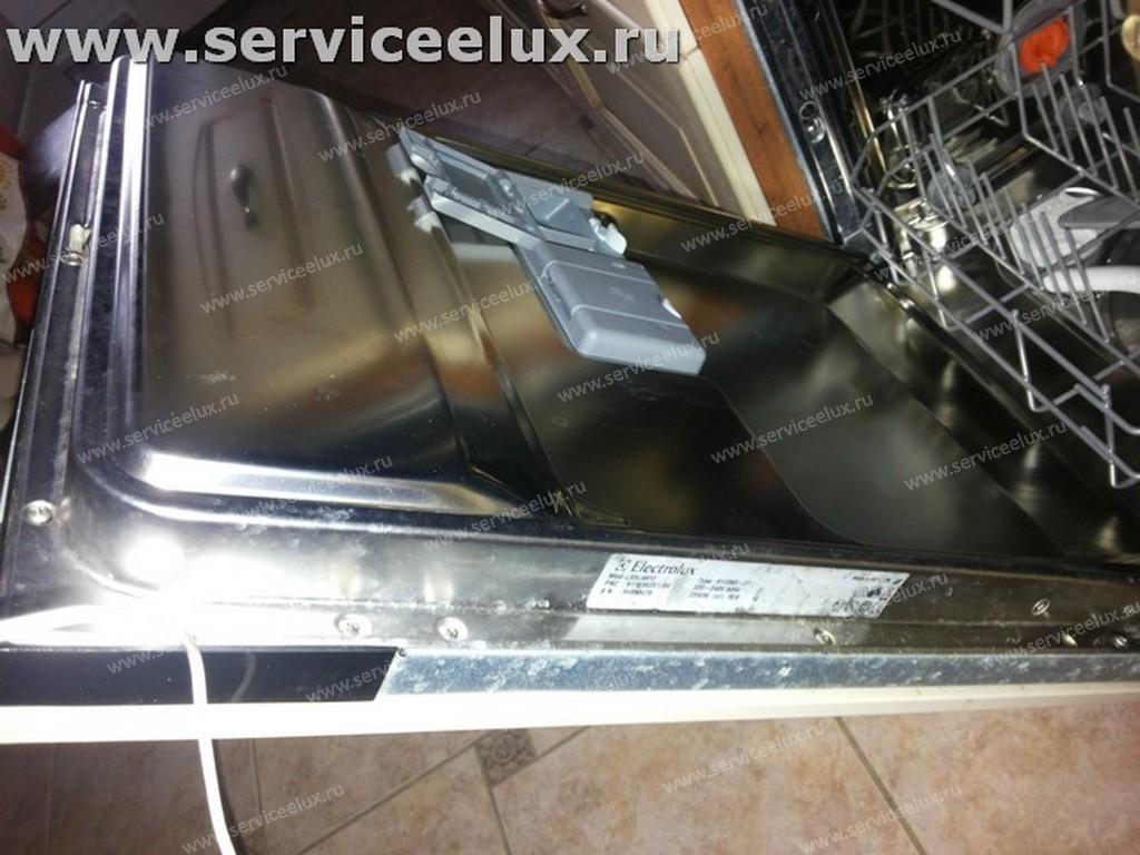Ремонт стиральной машины Занусси своими руками 36
