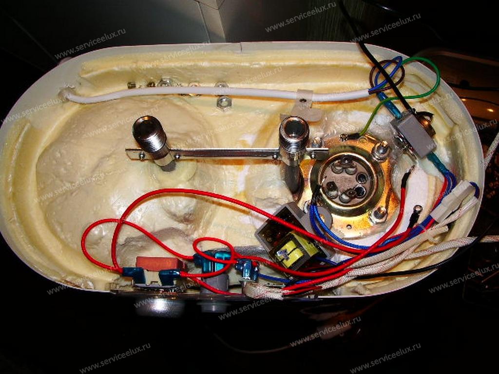 Ремонт накопительного водонагревателя электролюкс своими руками 5
