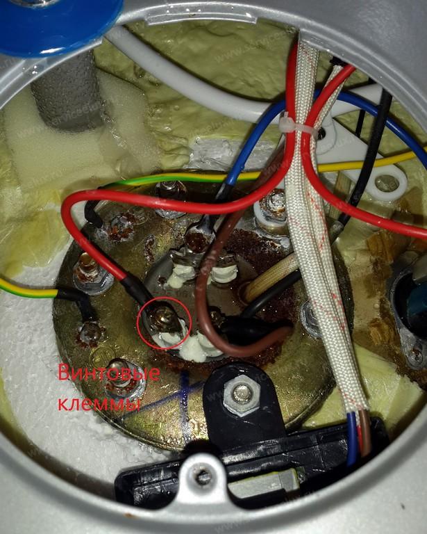 Ремонт накопительного водонагревателя электролюкс своими руками 71