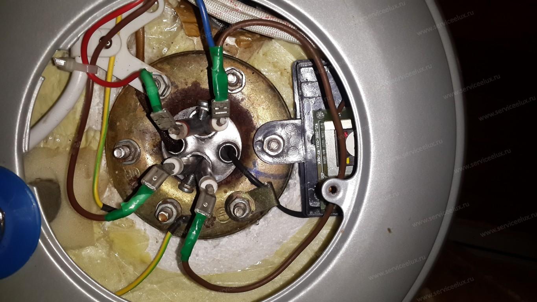 Ремонт накопительного водонагревателя электролюкс своими руками 36