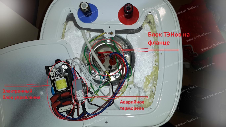 Ремонт накопительного водонагревателя электролюкс своими руками 97