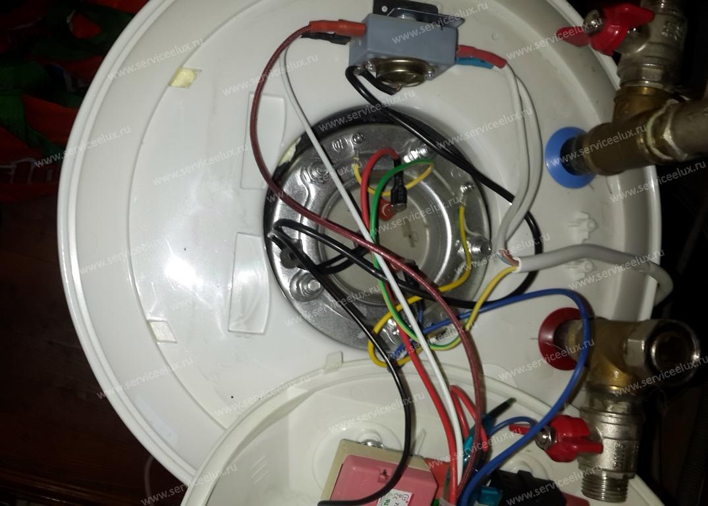 Ремонт накопительного водонагревателя электролюкс своими руками 37