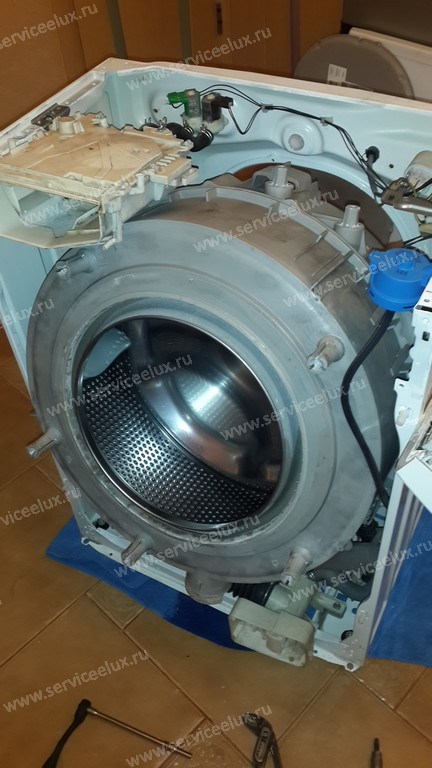 Электролюкс вертикальная стиральная машина ремонт своими руками