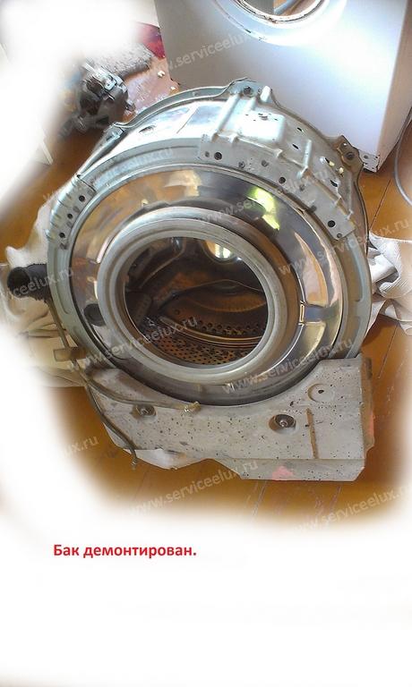 Замена подшипника в стиральной машине канди своими руками