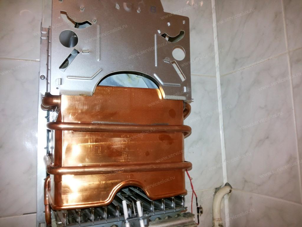 Газовая колонка цена з д теплообменник теплообменник для утилизации дымовых газов