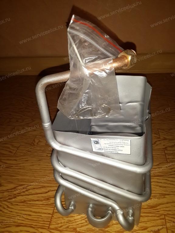 Теплообменник electrolux 285 ern nanopro купить печь енисей чугунная с плитой и воздушным теплообменником